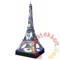 Ravensburger 216 db-os 3D Mickey & Minnie Night Edition puzzle - Eiffel-torony (12520)