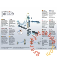 Ravensburger 216 db-os 3D puzzle - Tower Bridge - London (12559)