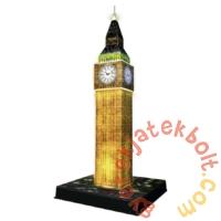 Ravensburger 216 db-os 3D Night Edition puzzle - Big Ben (12588)