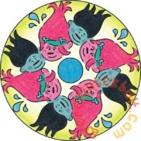 Ravensburger Trollok mini mandala készítő szett (29914)