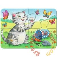 Ravensburger Első Baby puzzle - Háziállatok (06951)