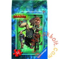 Ravensburger 54 db-os Mini puzzle - Így neveld a sárkányod (09435)