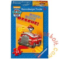 Ravensburger 54 db-os Mini puzzle - Mancs őrjárat (09437)