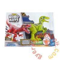Robo Alive Dühöngő Raptor dinoszaurusz - zöld