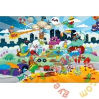 Schmidt 60 db-os puzzle - Kleine Helden (56154)