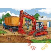 Schmidt 3 x 24 db-os  puzzle - Construction Work Ahead (56200)