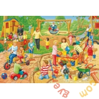 Schmidt 3 x 24 db-os puzzle - A Day at Playschool (56201)