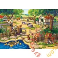 Schmidt 3 x 48 db-os puzzle - My Favorite Animals (56203)