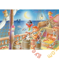Schmidt 3 x 48 db-os puzzle - Gang of Pirates (56223)