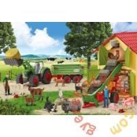 Schmidt 60 db-os puzzle - Harvest on the Farm (56241)