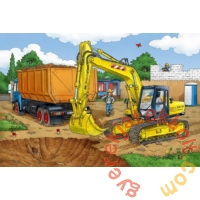 Schmidt 40 db-os puzzle - Bagger (56350)