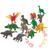 Schmidt 60 db-os puzzle - Dinosaurs figurákkal