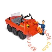 Simba Sam, a tűzoltó - Hydrus kétéltű jármű Sam figurával (1051)