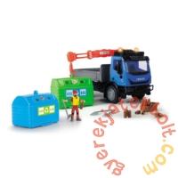 Dickie Konténeres játék teherautó - 29 cm (3836003)Dickie Konténeres játék teherautó - 29 cm (3836003)