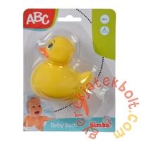 Simba ABC úszó állatok fürdőjáték - háromféle (4010032)