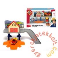 Dickie Sam, a tűzoltó - Mini tűzoltóállomás játékszett (9619)