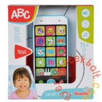 Simba ABC Tanuló Okostelefon (4010002)