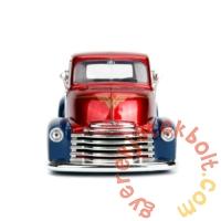 DC Comics - Bombshells fém autómodell - Wonder Woman figurával - 21 cm