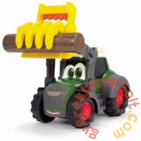 Dickie ABC Happy Fendt traktor rönkszállítóval - 65 cm