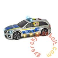 Dickie Mercedes AMG E 43 német játék rendőrautó - 30 cm