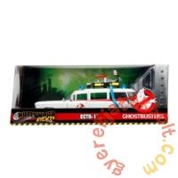 Hollywood Rides fém autómodell - Ghostbusters ECTO-1 - 21 cm