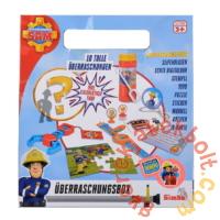 Simba Sam, a tűzoltó meglepetés doboz (1084)