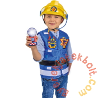 Simba Sam, a tűzoltó - Mentőfelszerelés 2 kiegészítővel (2477)