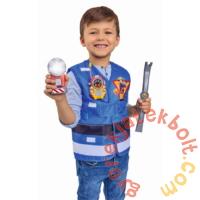 Simba Sam, a tűzoltó - Mentőfelszerelés 3 kiegészítővel (2380)