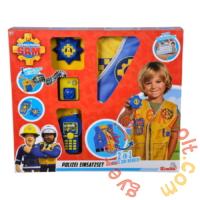 Simba Sam, a tűzoltó - Rendőr felszerelés (2478)