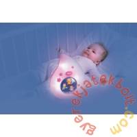 Smoby Cotoons éjjeli fény - pink (110101)