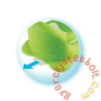 Smoby Cotoons fürdetőszék virággal - zöld (110615)