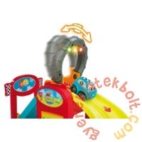 Smoby Vroom Planet elektronikus autópálya (120406)