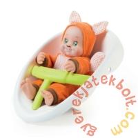 Smoby Minikiss 3 az 1-ben járássegítő, babakocsi és babaülőke - Állatos (210206)