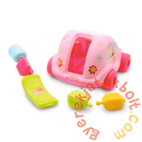 Smoby Cotoons Formaillesztő autó - pink (211118)