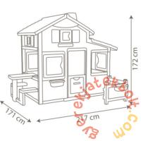 Smoby Jóbarátok háza (310209)