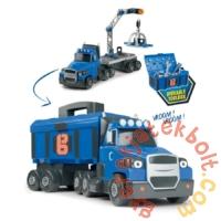 Smoby Bob, a mester Two Tons kamion szerszámos ládával, hang- és fényeffekttel (360168)