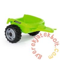 Smoby Farmer XL Traktor utánfutóval - zöld (710111)