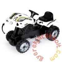 Smoby Farmer XL Traktor utánfutóval - boci mintás (710113)