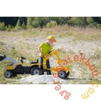 Smoby Builder Max hátfalas markoló - Sárga (710301)