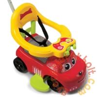 Smoby Piros bébitaxi elektronikus dudával (720618)