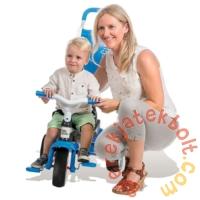 Smoby Baby Balade 2 tricikli napellenzővel - kék (741102)