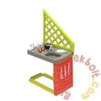 Smoby Nyári konyha kiegészítő házikókhoz (810901)