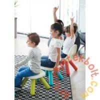 Smoby Támla nélküli gyerekszék - kék (880204)