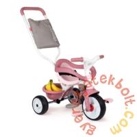 Smoby Be Move Confort tricikli táskával - Pink