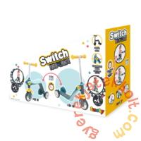 Smoby Switch 2 az 1-ben roller - kék-sárga (750612)