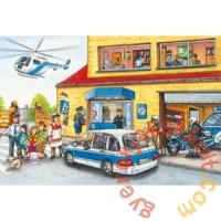 Schmidt 60 db-os puzzle - Rendőrség (56351)