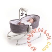 Tiny Love Pihenőszék Rocker Napper 3 az 1-ben Exkluzív babafotel - Hanga szürke