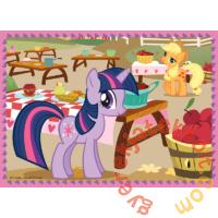 Trefl 4 az 1-ben puzzle (35 48 54 70 db-os) - My Little Pony (34153)