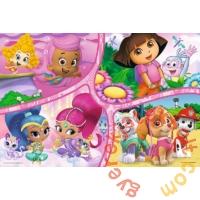 Trefl 24 db-os Maxi puzzle - Kalandra fel lányok! (14260)