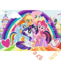 Trefl 24 db-os Maxi puzzle - My Little Pony - Vidám pónik (14269)